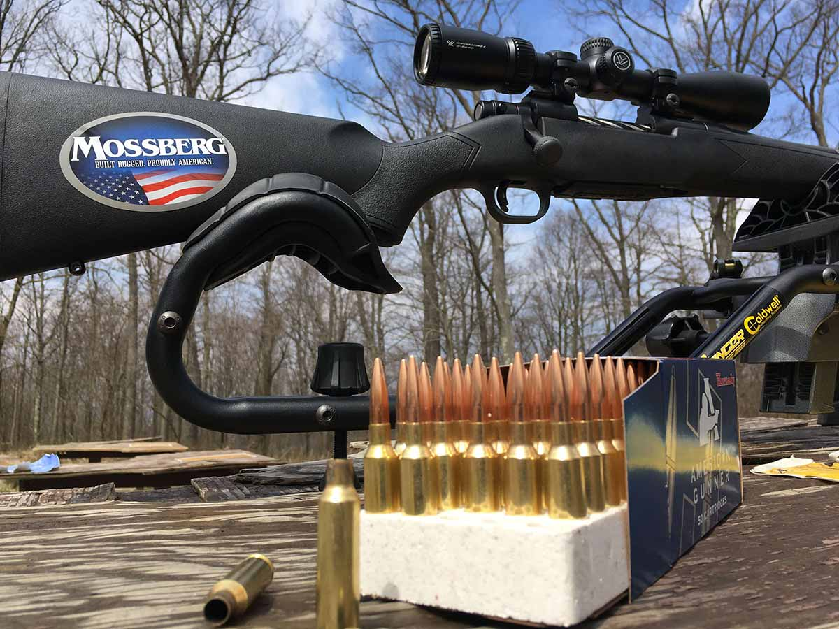 6.5 Creedmoor rifles are growing in popularity.