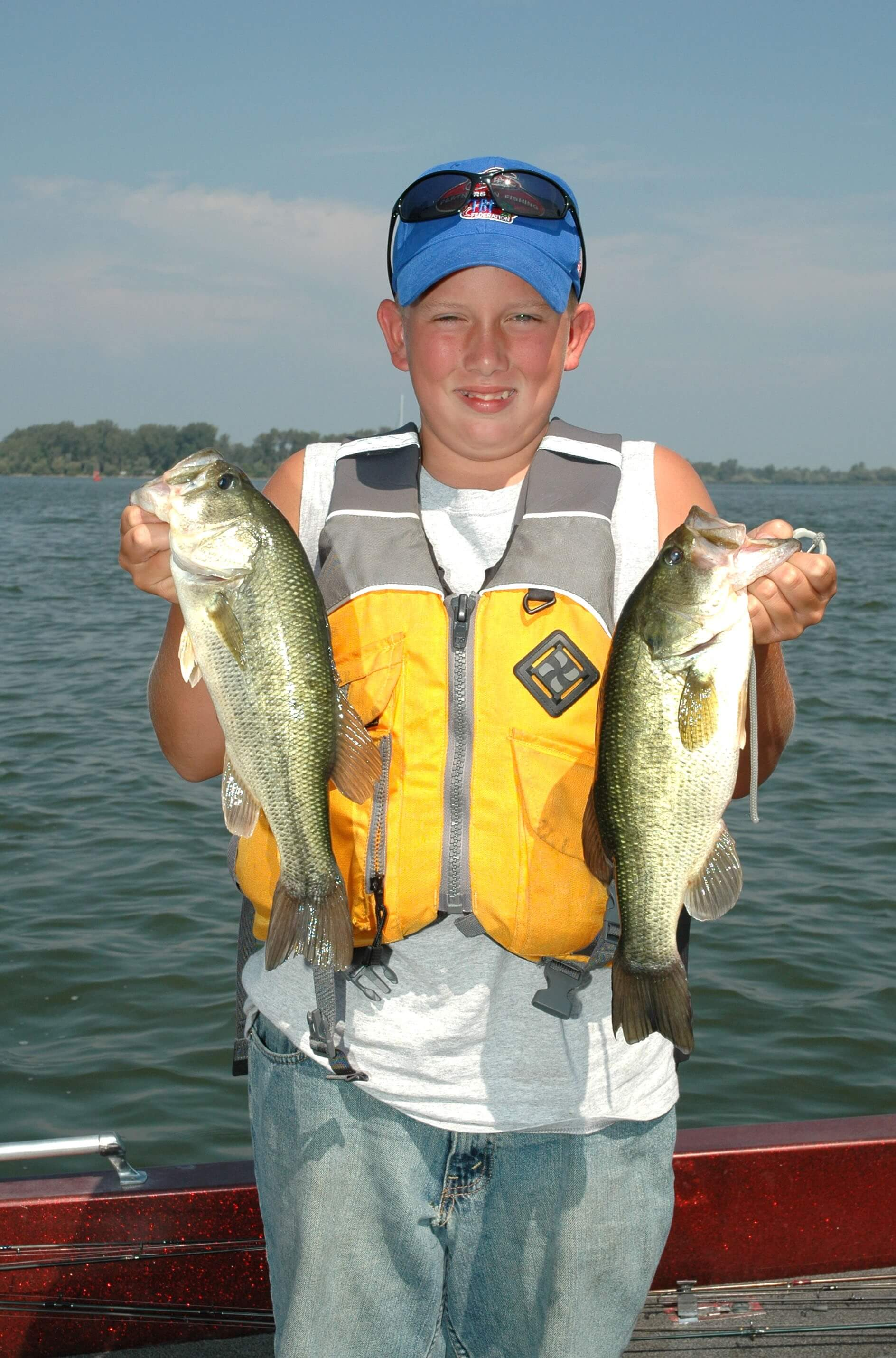 Asking anglers to give more everybodyadventures for Pa fishing license prices