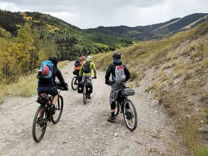 Bikepacking is for groups, too.