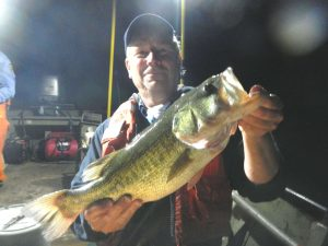 Butler County bass fishing varies by location.