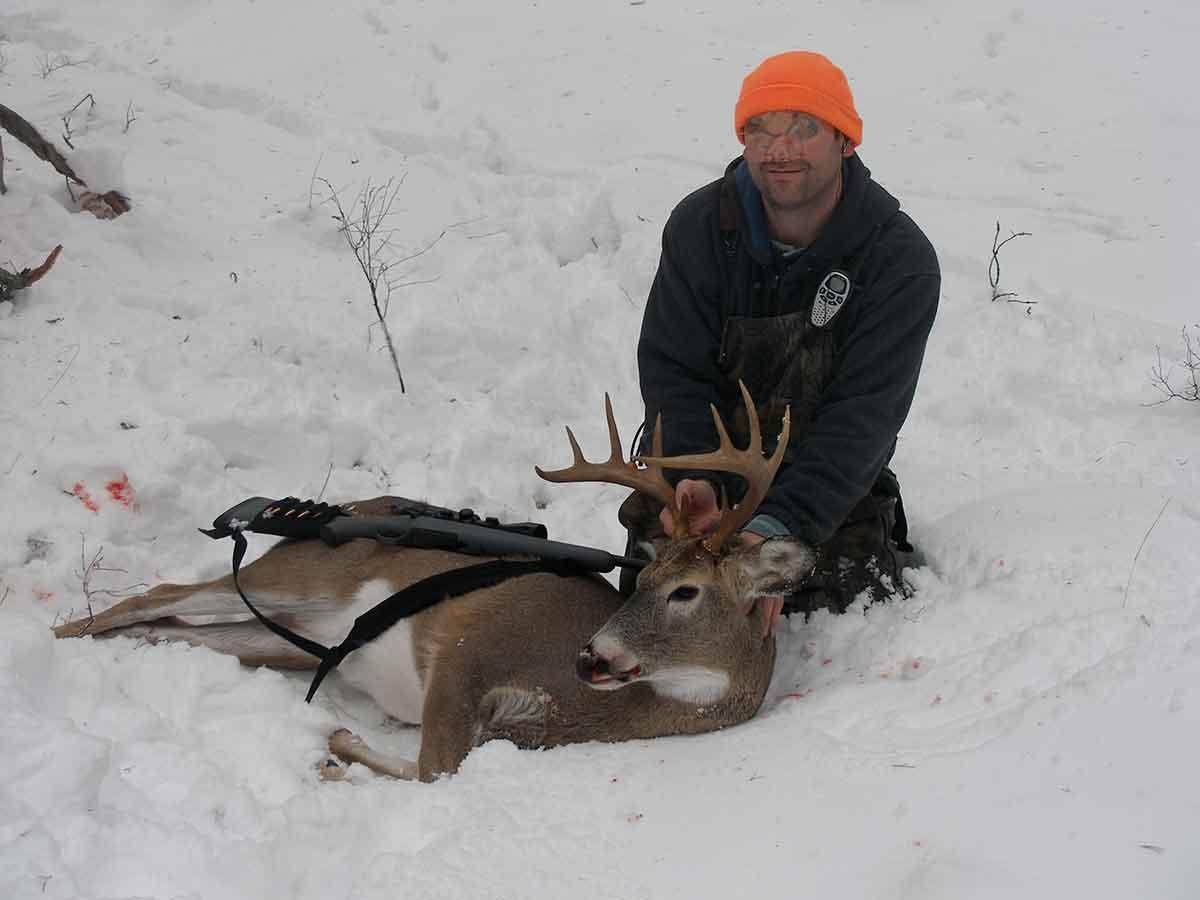 Deer season is big business.