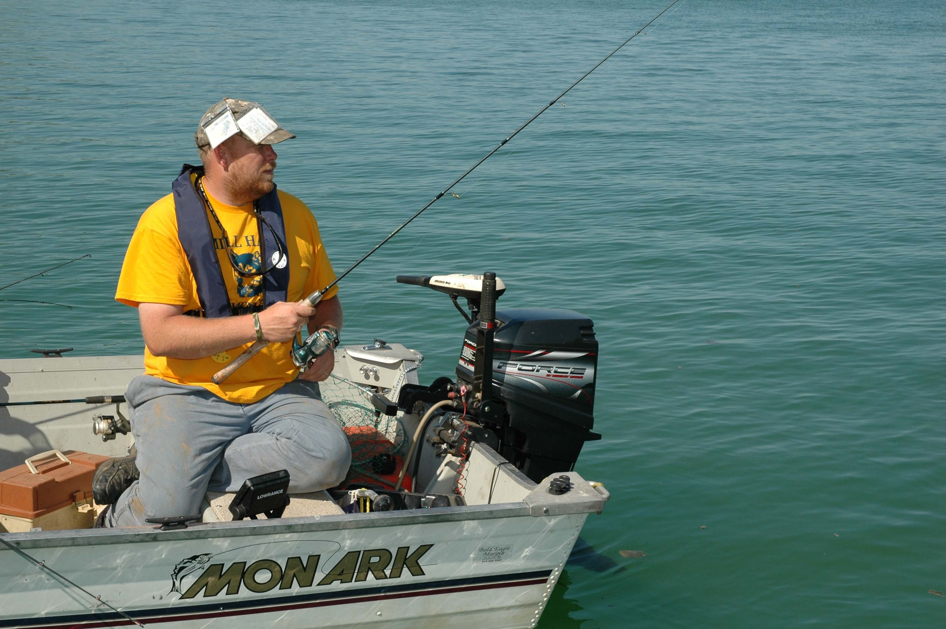 Fishing license display rule likely going away for Pa fishing license online