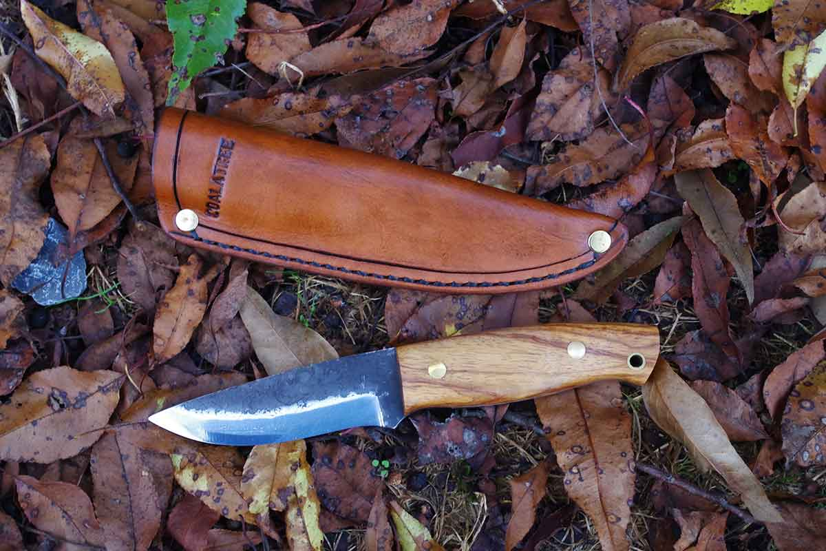 The Haswell survival knife is cool.