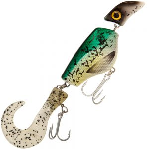 The Headbanger is a musky lure.