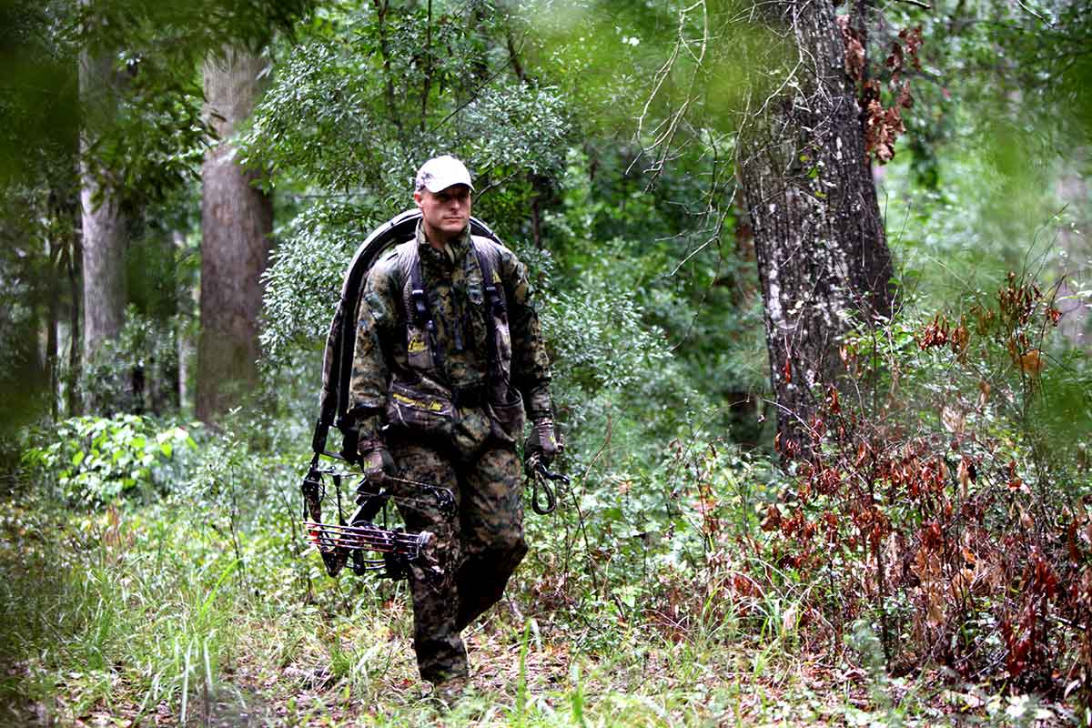 Calling whitetails is a fun way to hunt.