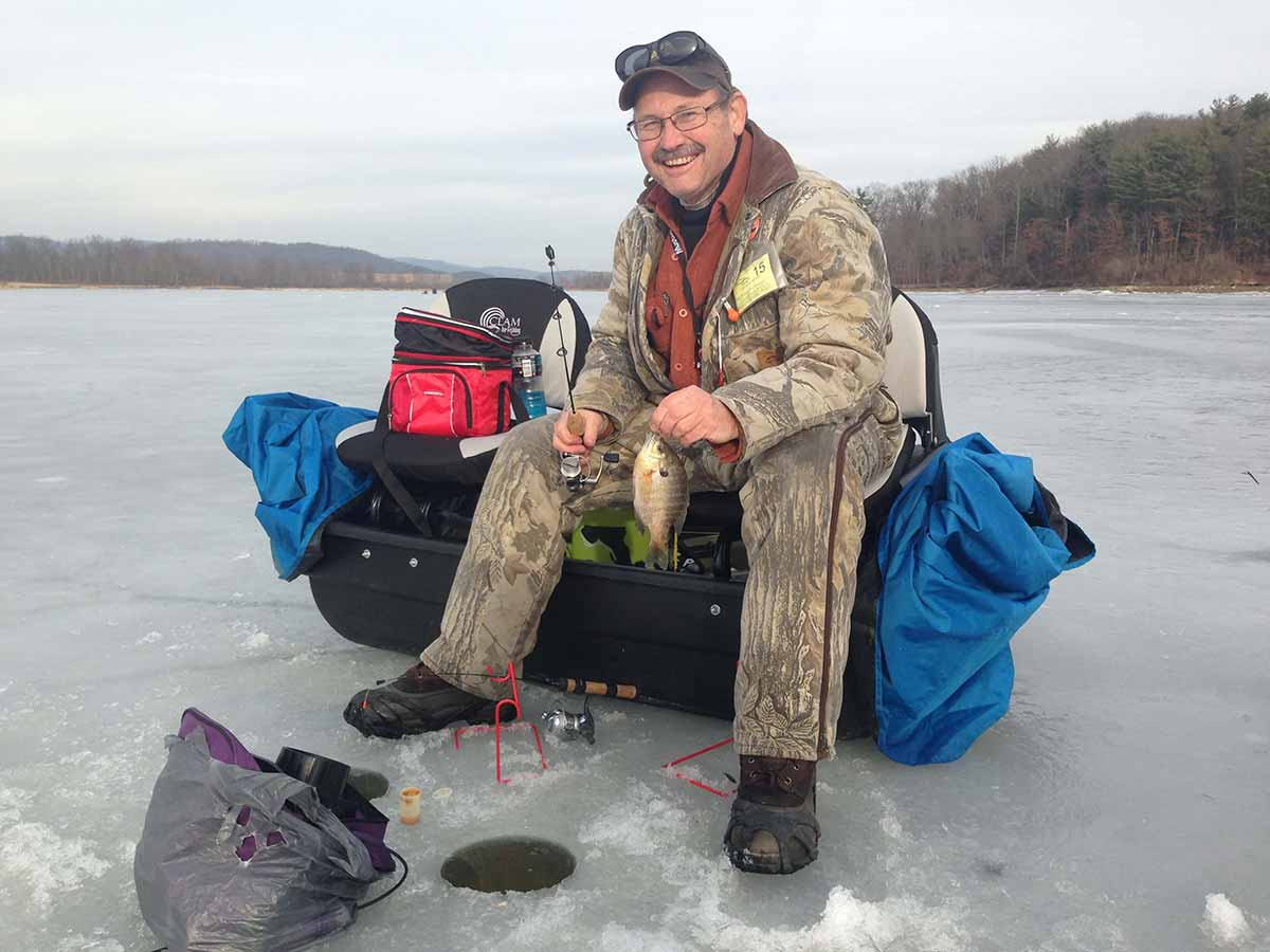Fish and boat commission gets chilly reception for How much does a pa fishing license cost