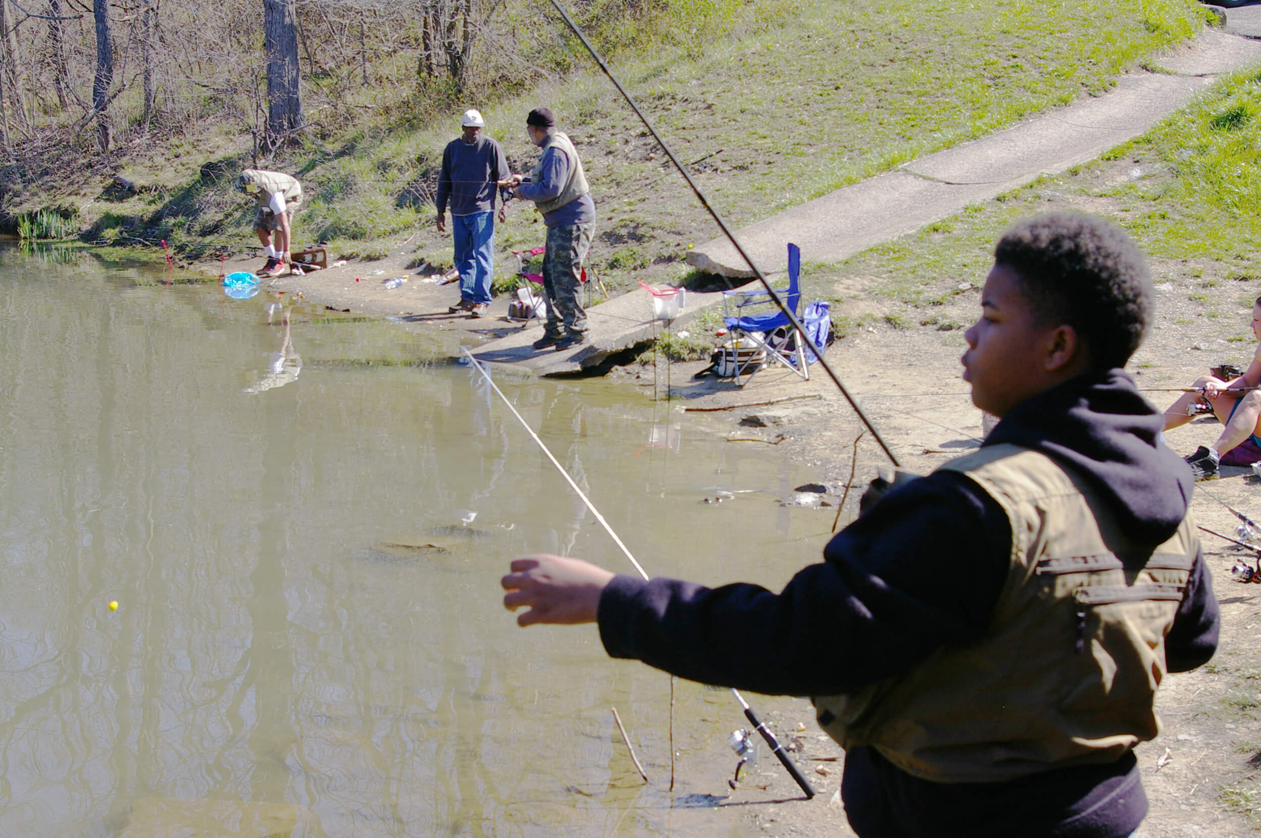 Finding the value in a fishing license everybodyadventures for Fishing license pa cost