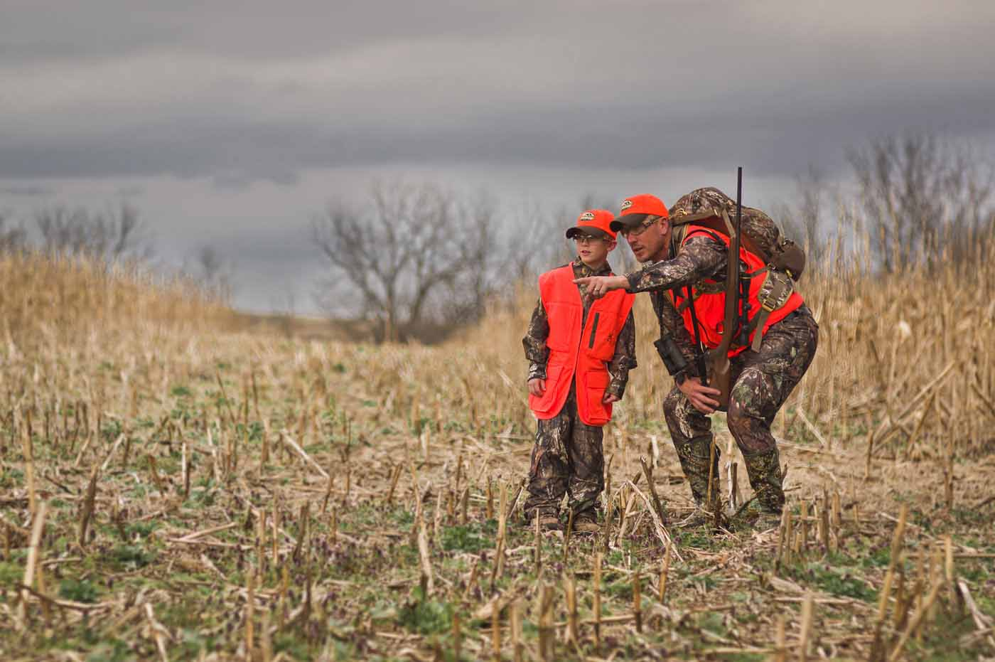 Mentored hunting programs are important.