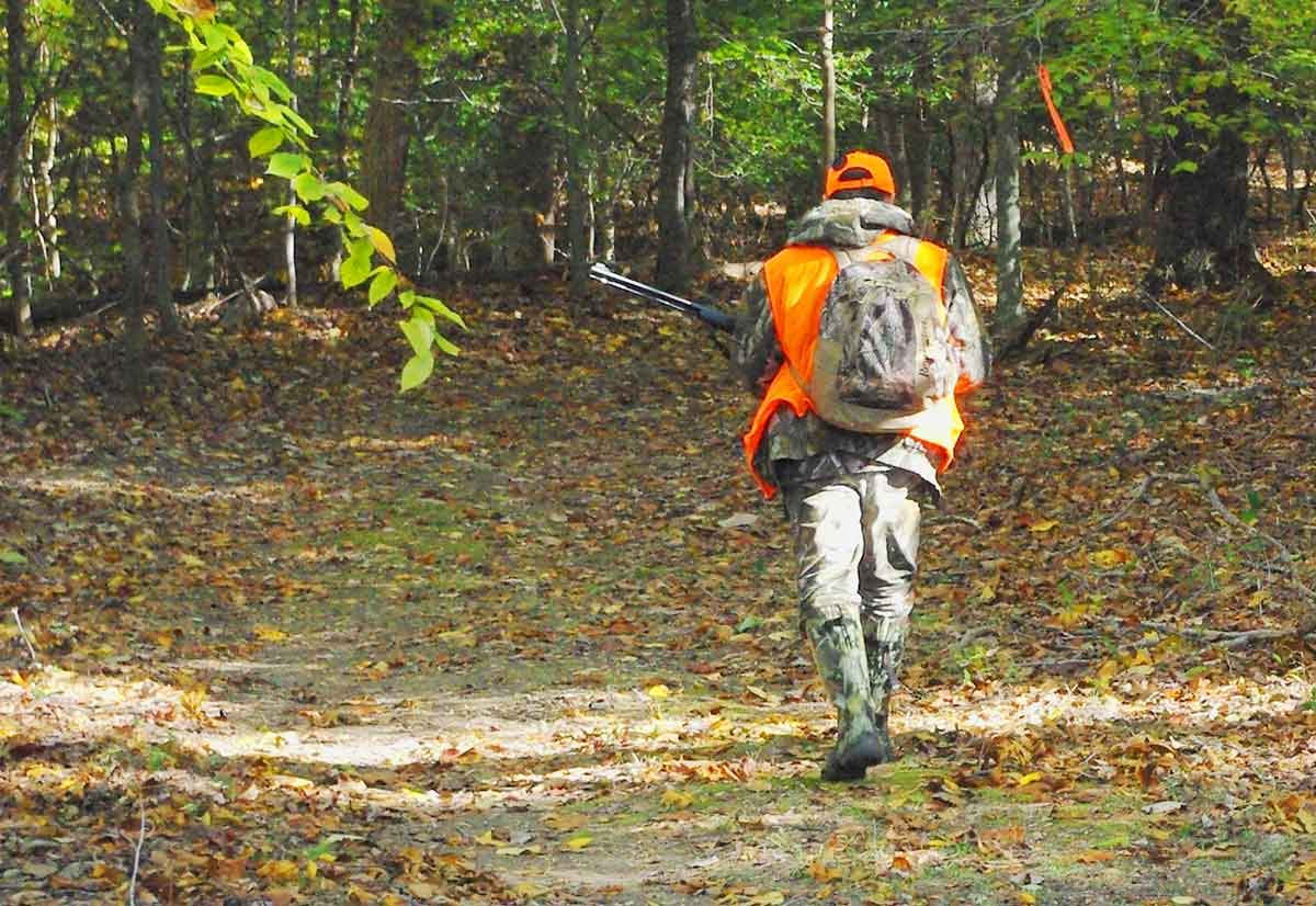 Opening day of deer season is a tradition.