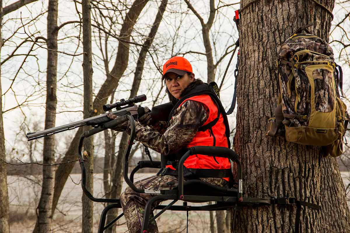 Tree stand accidents often lead to serious injuries.