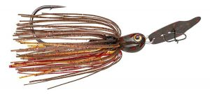 The Thunder Cricket is a new vibrating jig.