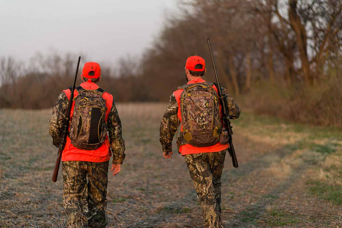 Wildlife funding is based in part on hunting participation.